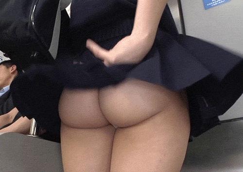 Vento levantou o vestido da bunduda